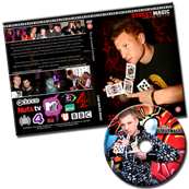 Liam Walsh Magic DVD Street Magic